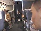 ScreenShot busty stewardess fucked in a plane 3