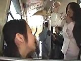 ScreenShot japanese public sex in a bus 3