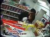 ScreenShot japanese girl gets molested in a store full of people  asian 2