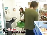 ScreenShot japanese girl gets molested in a store full of people  asian 5