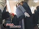 ScreenShot japanese handjob in train japanese 2