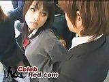 ScreenShot japanese handjob in train japanese 3