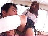 ScreenShot hottie loving foot fetish 5