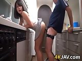 ScreenShot japanese girl drilled by father in law 6