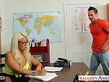 ScreenShot very sexy teacher bridgette b fuck in classroom 1