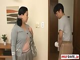 ScreenShot japanese mother in law with huge tits suck best 5
