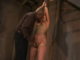 Flower Tucci and Mr Marcus rare bondage movie