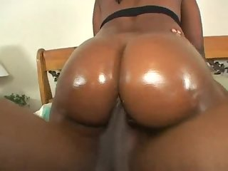 huge black booty anal
