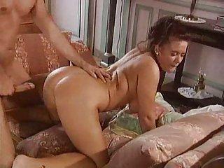 Brunette homemade for sex