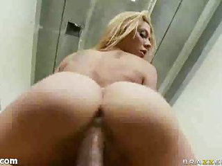 Deep throat and big tits for guy's desires