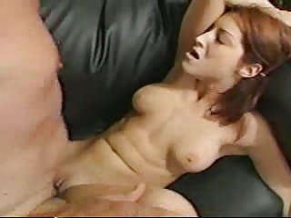 Shy Teen Gets Old Dick!