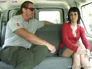 Back Seat Slut Likes It Hard!