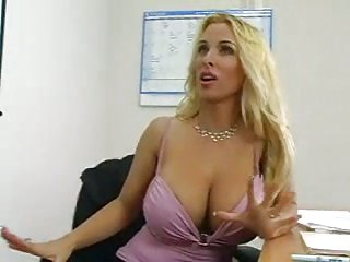 Busty milf fucked in doggy pose