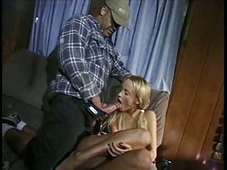 Cumshots on babe's butt