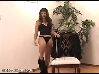 Milfs awesome strip for your delight