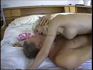Vampy pussy for mature cock