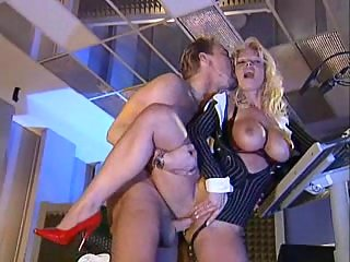Busty milf craves anal sex
