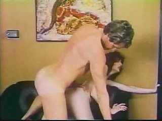 Vintage porn in the office