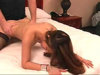 Petite kitty pussy fucked and creamed