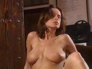 Lick my vagina before stuffing!