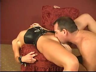 Doggy pose for hard cock penetration