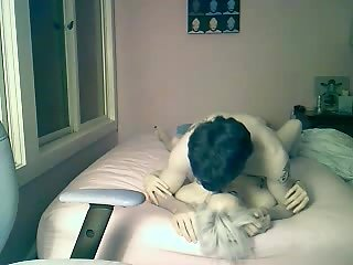 Homemade sex for webcam