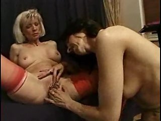Mature bisexual whores in group fuck