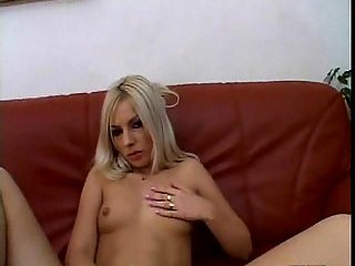 Self fingering before sex with a POV
