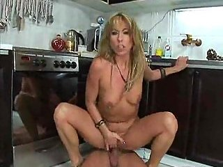 Dirty MILF And The Teen Guy