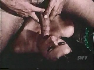 Hot chic lesbians with big tits petting