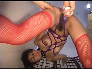 Japanese slut and sex toys