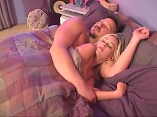 Morning anal fuck for juicy blonde