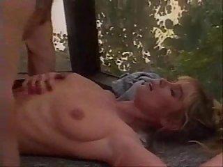 Vintage Blonde Gymnast Gets Licked & Screwed