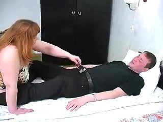 Fat Mom In Stockings Loves Fucking