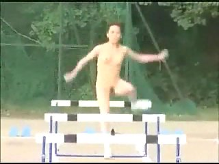 Nude girls outdoor competitions