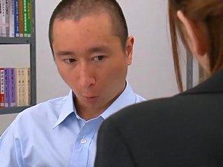 Thumb Huge boobs Japanese tart fucked hard