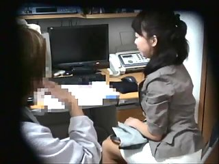 Japanese skank banged on hidden cam