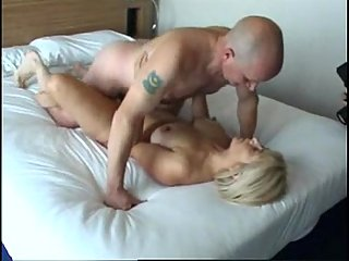 Mature Cougar Sharing Holes With Dudes