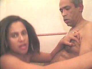 Titty mature in threeway banging