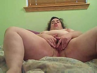 Thumb Amateur BBW Masturbating On Cam
