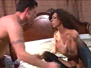 Mad sex with a swell kitty ends with an outer cumshot
