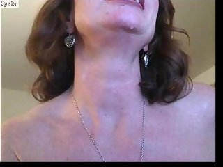 Wife sucking cock and dancing on cam