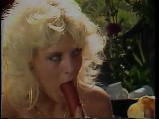 Vintage dirty sex & blowjob outdoor