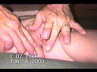 Wife twat closeup toying & fucking