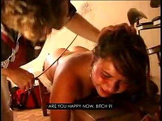Harsh Punishment of spanking