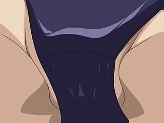 Horny anime guys play with chick big tits