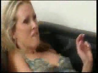 Anal Blonde Deepthroating Cock Before Coition