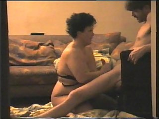 Mature Wife stroking