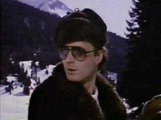 Stunning Blonde Fucking On Snow