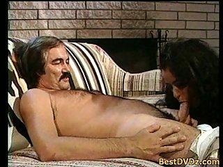 Sexy girl enjoys deep wet penetration